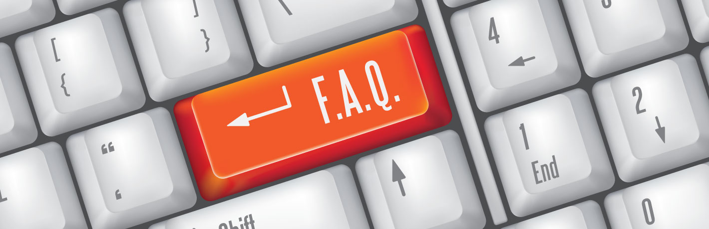 Frequently asked patient questions.